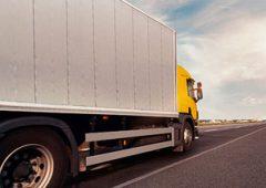 Protectores laterales para camión